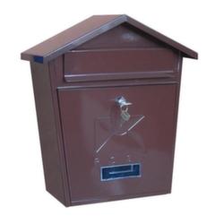 Почтовый ящик ВН 21 коричневый