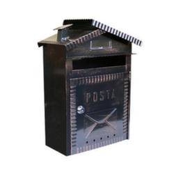 Почтовый ящик ВН 4 коричневый антик
