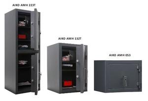 Новинка - офисные сейфы серии AIKO AMH