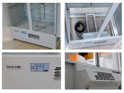 Модернизация сушильного шкафа ШСО 22М