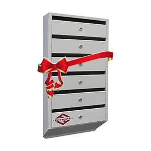 Секционные почтовые ящики - Новогодняя акция!